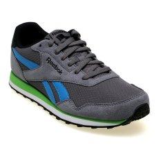 Beli Reebok Royal Sprint Se Sepatu Lari Pria Green Blue Hitam Putih Reebok Asli