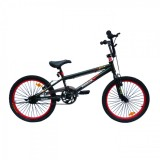 Spesifikasi Reebok Sepeda Bmx Trix 20Inch Black Glossy Terbaru