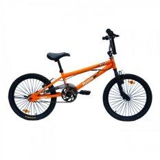 Reebok Sepeda BMX Trix (W/Rotor) 20inch-Orange