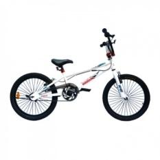 Reebok Sepeda BMX Trix (W/Rotor) 20inch-White