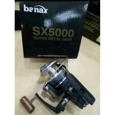 Reel BANAX SX 5000 super metal gear