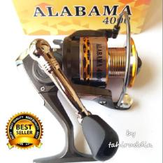 Reel EXORI ALABAMA 4000 Power Handle