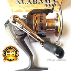 Reel EXORI ALABAMA 6000 Power Handle