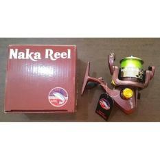 Model Reel Golden Fish Naka Reel Murah Alat Pancing Grosir Terbaru