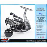 Top 10 Reel Mancing Spinning Maguro Storm 6000 Online