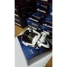 Beli Reel Okuma Avenger Av 30B Aluminium Spool 7 Bearings Terbaru