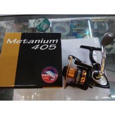 Reel Pancing Golden Fish Metanium 405 - Bceb35