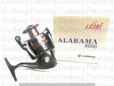 Reel Pancing  Murah   Exori Alabama 6000