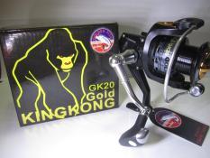 Reel Pancing  Murah   Golden Fish Gold Kingkong GK 20