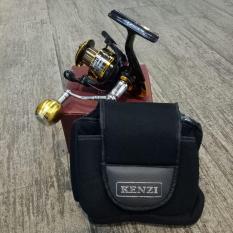 Reel Pancing  Murah Kenzi Aston 3000 7 1 bb Terlariss   Reel Bag