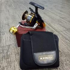 Reel Pancing  Murah Kenzi Aston 6000 7 1 bb Terlariss   Reel Bag