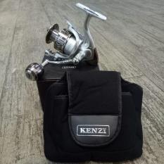 Reel Pancing  Murah Kenzi Hilux 4000 7 1 bb Terlariss   Reel Bag