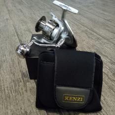 Reel Pancing  Murah Kenzi Hilux 6000 7 1 bb Terlariss   Reel Bag