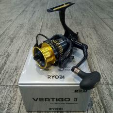 Reel Pancing  Murah Ryobi Vertigo II 3000 6 1bb Terlariss