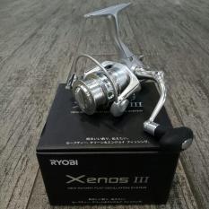 Reel Pancing  Murah Ryobi XenosIII 1000 6bb Terlariss
