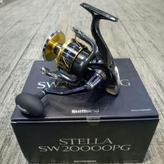 Reel Pancing  Murah Shimano Stella 16 SW 20.000PG 14 1 bb Terlariss