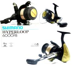 Reel Pancing Shimano Hyperloop 6000 FB 2 BB Drag 6 kg