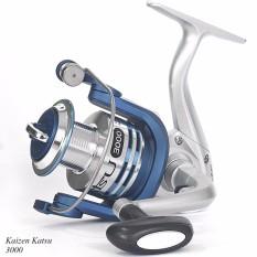 Reel Pancing Spinning Kaizen Katsu Ukuran 3000
