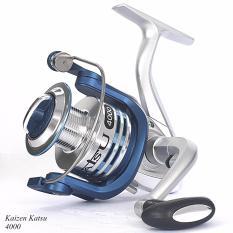 Reel Pancing Spinning Kaizen Katsu Ukuran 4000