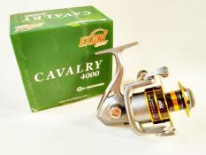 Reel Pancing  Terbaik & Terlaris  Exori Cavalry 4000