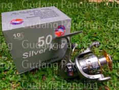 Reel Pancing  Terbaik & Terlaris  Golden Fish Silver King 50