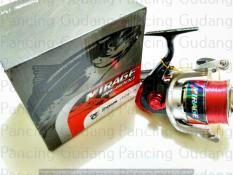 Reel Pancing  Terbaik & Terlaris  Pioneer Mirage Mr6000