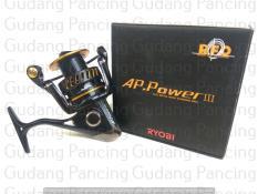 Reel Pancing  Terbaik & Terlaris  Ryobi AP Power III 8000