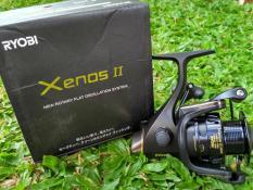 Reel Pancing  Terbaik & Terlaris  Ryobi Xenos II 4000