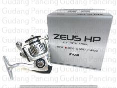 Reel Pancing  Terbaik & Terlaris  Ryobi Zeus HP 2000