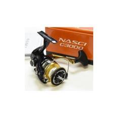Reel SHIMANO NASCI C3000 Max Drag 9 Kg