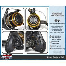 Reel Spinning Daiwa Bg Size 6500 (Untuk Mancing Laut)