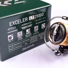 Reel Spinning Daiwa Exceler LT 2500D