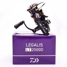 Daftar Harga Reel Spinning Daiwa Legalis Lt 2500D Daiwa