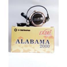 Reel Spinning Exori Alabama 2000 6 Ball Bearings