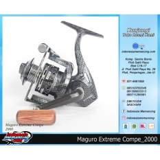 Reel Spinning Maguro Extreme Compe 2000