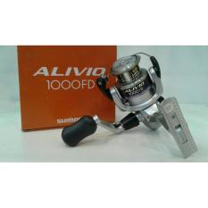Reel Spinning Shimano Alivio 1000FD 2 BB Drag 2 Kg