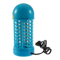(DIPERBAHARUI) Electric Mosquito Killer Lamp dan Serangga/Serangga Repeller Perangkap Biru-Intl