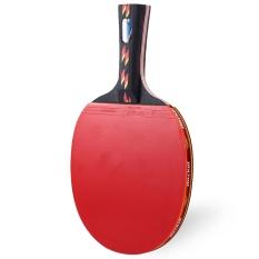 Pusat Jual Beli Regail D003 Tenis Meja Ping Pong Raket Satu Jabat Tangan Memegang Bat Memukul Bola Merah Indonesia