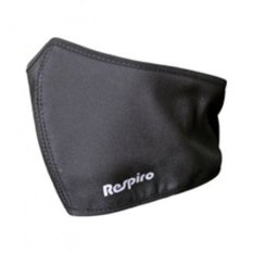 Respiro SF R1 P Masker Motor - Hitam