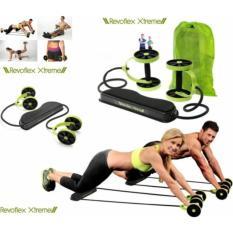 Jual Beli Online Revoflex Xtreme Abs Fitness Alat Gym Rumahan