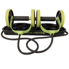 Harga Revoflex Xtreme Resistance Exerciser Multifunction Abdominal Ab Roller Waist Fitness Equipment Yc040 Sz New