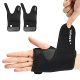 Harga Rhs Online Aolikes Wrist Sprains Support Hand Brace Carpal Tunnel Steel Splint Arthritis(Left) Intl Satu Set