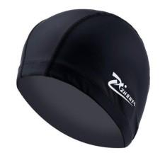 RHS Online Berenang Tutup Rambut Panjang Renang Topi Tahan Udara Topi untuk Wanita Dewasa dan Pria-Internasional
