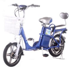 Harga Richey Sepeda Listrik Sporty 250 Watt 36V 12A Biru Paling Murah