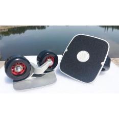Rimas Drift Board Papan Skateboard Mini Anti Selip - Papan Skateboard Koatk Unik Penyeimbang Badan Berkualitas