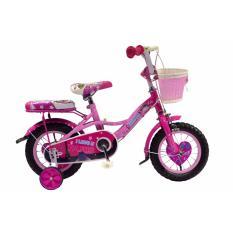 RMB Sepeda Anak ukuran 16 Paris Warna Pink
