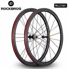 Harga Rockbros 38Mm 50Mm Carbon Fiber Wheelset 700C Road Racing Bike Roda Wheelset Rklz1001 Intl Termurah