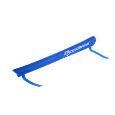 ROCKBROS Sepeda MTB PC Frame Protector Rantai Tetap Rear Fork Guard Cover (Biru)