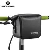 Beli Rockbros Sepeda Handlebar Bag 100 Waterproof Berbagi Tas Depan Sepeda Sepeda Bersepeda Panniers Intl Secara Angsuran