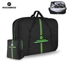 Harga Rockbros Folding Bike Carrier Bags Carry Bag Easliy Carrt Bag With Storage Bag Intl Seken